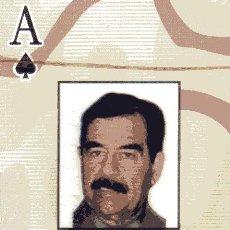 Baralhos de cartas: BARAJA DE CARTAS DE SADDAM. Lote 41244581