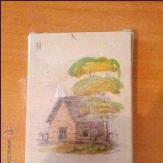 Barajas de cartas: BARAJA LA CABAÑA DEL TIO TOM EE.UU SIGLO XIX (1825), SIN USO. Lote 39165542