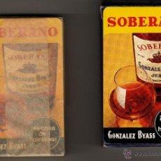 Barajas de cartas: NAIPE ESPAÑOL FOURNIER BARAJA SOBERANO PRECINTADA. Lote 41431840