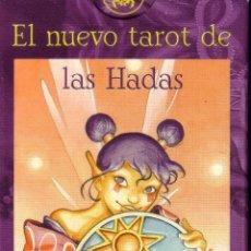 Barajas de cartas: EL NUEVO TAROT DE LAS HADAS. Lote 41623272