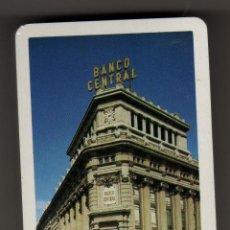 Barajas de cartas: NAIPE ESPAÑOL FOURNIER BARAJA Nº1 BANCO CENTRAL PRECINTADA. Lote 41632597