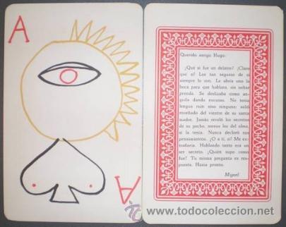 Barajas de cartas: AUB, Max: JUEGO DE CARTAS. Dibujos: Jusep Torres Campalans. - Foto 2 - 41668128