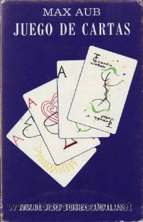 Barajas de cartas: AUB, Max: JUEGO DE CARTAS. Dibujos: Jusep Torres Campalans. - Foto 4 - 41668128