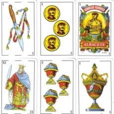 Barajas de cartas: BARAJA ESPAÑOLA DEDICADA A LA NAVAJA-FOURNIER-AÑO 2004(BARAJA AGOTADA-Y DESCATALOGADA). Lote 58285173