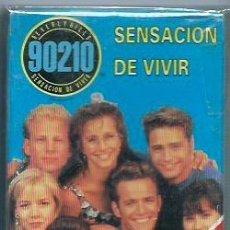 Barajas de cartas: BARAJA INFANTIL, 90210 SENSACION DE VIVIR, FOURNIER 1991. Lote 41704651