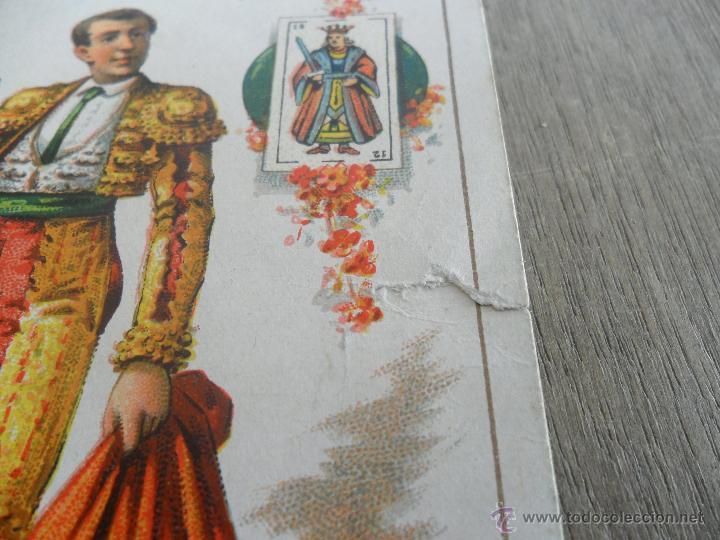 Barajas de cartas: BARAJA DE CARTAS COMPLETA FABRICA DE CHOCOLATES EL BARCO VALENCIA LA GRANDE - Foto 13 - 41781996