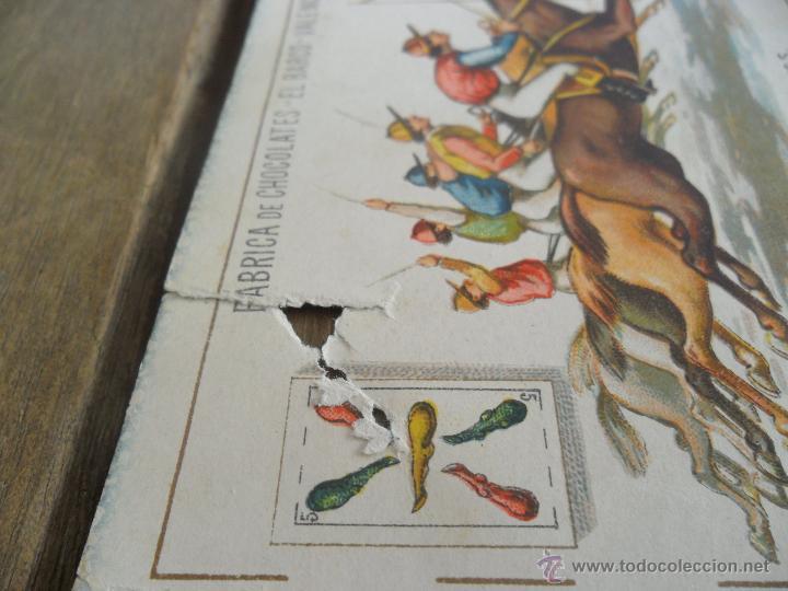 Barajas de cartas: BARAJA DE CARTAS COMPLETA FABRICA DE CHOCOLATES EL BARCO VALENCIA LA GRANDE - Foto 17 - 41781996
