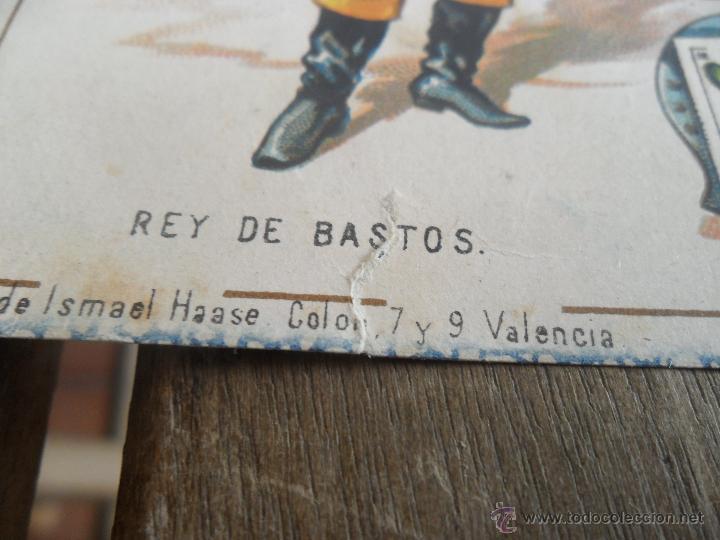 Barajas de cartas: BARAJA DE CARTAS COMPLETA FABRICA DE CHOCOLATES EL BARCO VALENCIA LA GRANDE - Foto 19 - 41781996