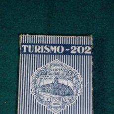 Barajas de cartas: BARAJA DE HERACLIO FOURNIER - TURISMO - 202. Lote 41785820