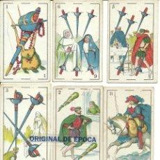Barajas de cartas: (CHO-61)NAIPES DE CHOCOLATES JUNCOSA. Lote 41805956