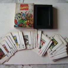 Barajas de cartas: BARAJA DE POQUER.MARVEL COMICS.N-49. Lote 41973511