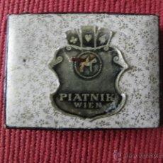 Barajas de cartas - Doble baraja Piatnik Wien - Figuras de pajaros - Principios S XX - 42000283