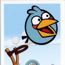 Barajas de cartas: CARTA ANGRY BIRDS THE BLUES - Nº12 - E-MAX - 2012. Lote 42025491