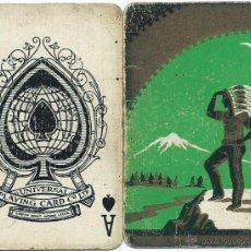 Barajas de cartas: BARAJA PLAYING CARD CO LTD. POKER- BRIDGE. 53 CARTAS. Lote 42049968
