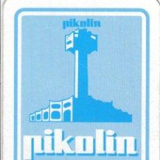 Barajas de cartas: BARAJA ESPAÑOLA PUBLICITARIA COLCHONES PIKOLIN-FOURNIER. Lote 42276565