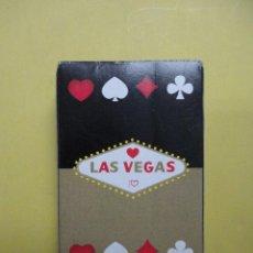 Barajas de cartas: CARTAS DE PÓKER. LAS VEGAS. Lote 42417708