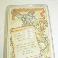 Barajas de cartas: HERACLIO FOURNIER BARAJA ARAGONESA NUEVA PRECINTADA NAIPES CARTAS 1979. Lote 53580552