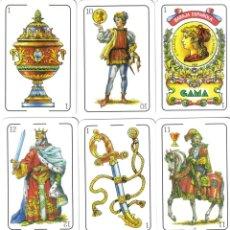 Barajas de cartas: BARAJA ESPAÑOLA ESPECIAL DE GAMA.-AÑO 2005.-. Lote 140618848