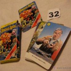 Jeux de cartes: ANTIGUO JUEGO DE CARTAS FRAGGLE ROCK. Lote 42564852