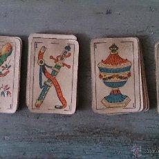 Barajas de cartas: BARAJA JUAN ROURA , LA HISPANOAMERICANA, 40 NAIPES. Lote 42596475