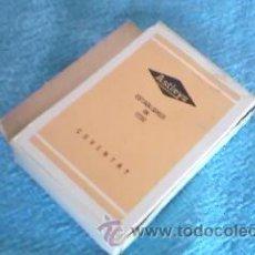 Barajas de cartas: BARAJA DE CARTAS DE POKER - ASTLEYS ESTABLISHED IN 1730 CONVENTRY. NUEVAS SIN ESTRENAR. CON CAJA.. Lote 42635815