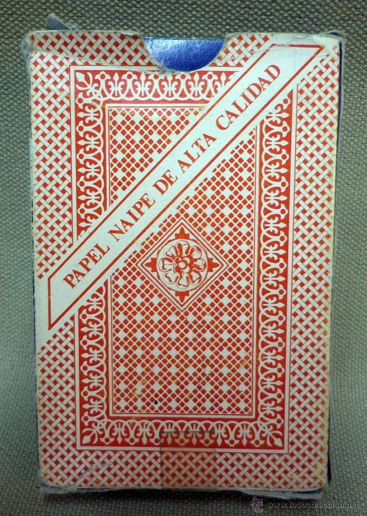 Barajas de cartas: BARAJA DE CARTAS ESPAÑOLA COMPLETA, MAS REYNALS NAIPES, BARCELONA - Foto 3 - 42656550