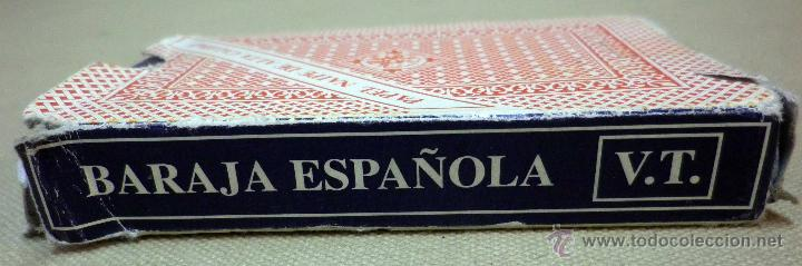 Barajas de cartas: BARAJA DE CARTAS ESPAÑOLA COMPLETA, MAS REYNALS NAIPES, BARCELONA - Foto 4 - 42656550