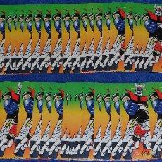 Barajas de cartas: MAZINGER Z - POKER - MICROMO ¡IMPECABLE!. Lote 91660064