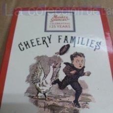 Mazzi di carte: 125 ANIVERSARIO DE CHEERY FAMILIES. Lote 42910528
