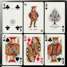 Barajas de cartas: JUEGO DE NAIPES - JUAN CARLOS Y SOFÍA - (DOBLE).FOURNIER SA., VITORIA, 1969 +.. Lote 43016785
