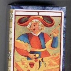 Barajas de cartas: LE TAROT DE MARSEILLE - NAIPES FOURNIER, VITORIA. Lote 43060112