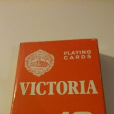 Barajas de cartas: JUEGO DE CARTAS VITORIA. Lote 43063389