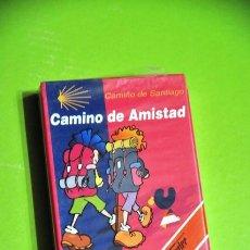 Baralhos de cartas: BARAJA DE CARTAS NAIPES HERACLIO FOURNIER CAMINO DE AMISTAD. PRECINTADA. Lote 67620645