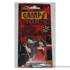Barajas de cartas: CAMP ROCK DISNEY BARAJA CARTAS INFANTILES FOURNIER - ARTICULO NUEVO. Lote 43317332