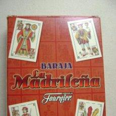 Barajas de cartas: BARAJA LA MADRILEÑA.N-060. Lote 43326115