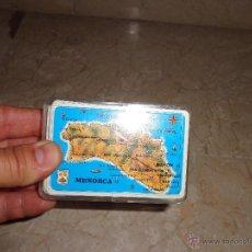 Barajas de cartas: BARAJA CARTAS MENORCA , 111-1. Lote 43428821