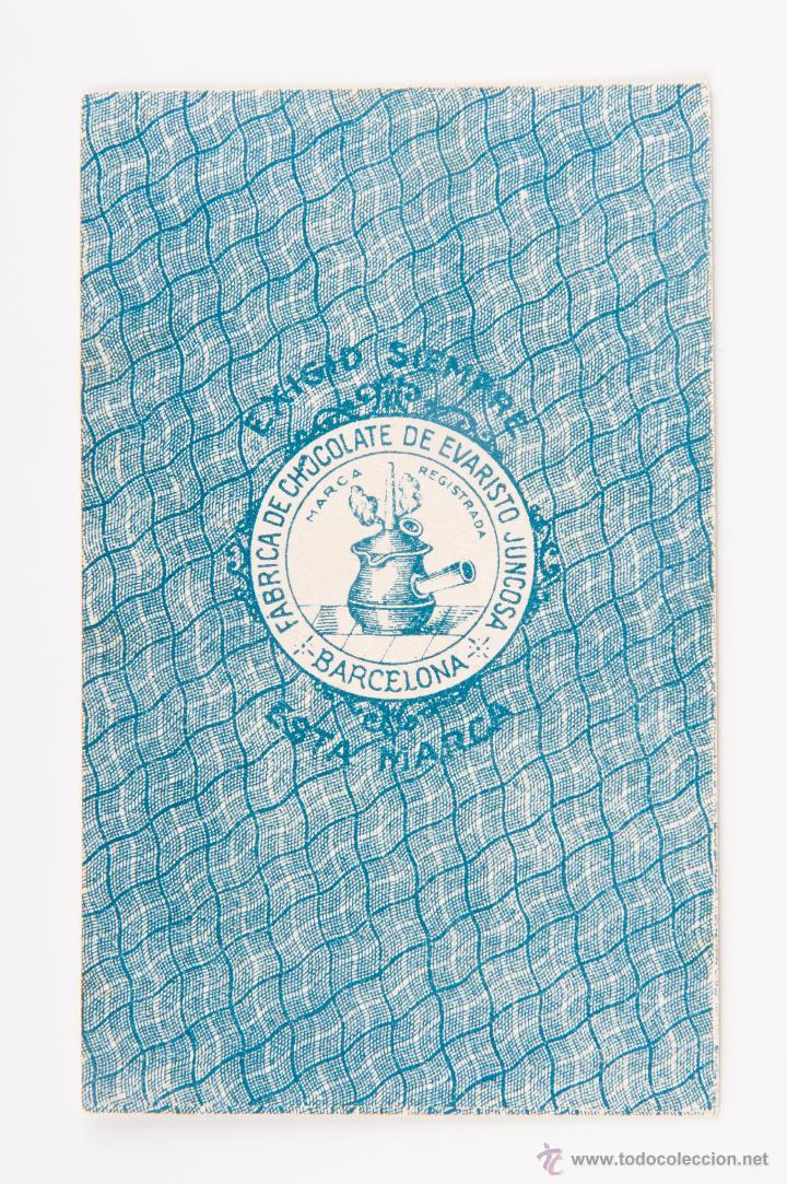 Barajas de cartas: BARAJA COMPLETA DE 48 CROMOS, BARAJA DE ESTRELLAS CINEMATOGRAFICAS, DE CHOCOLATE DE EVARISTO JUNCOSA - Foto 3 - 43464711