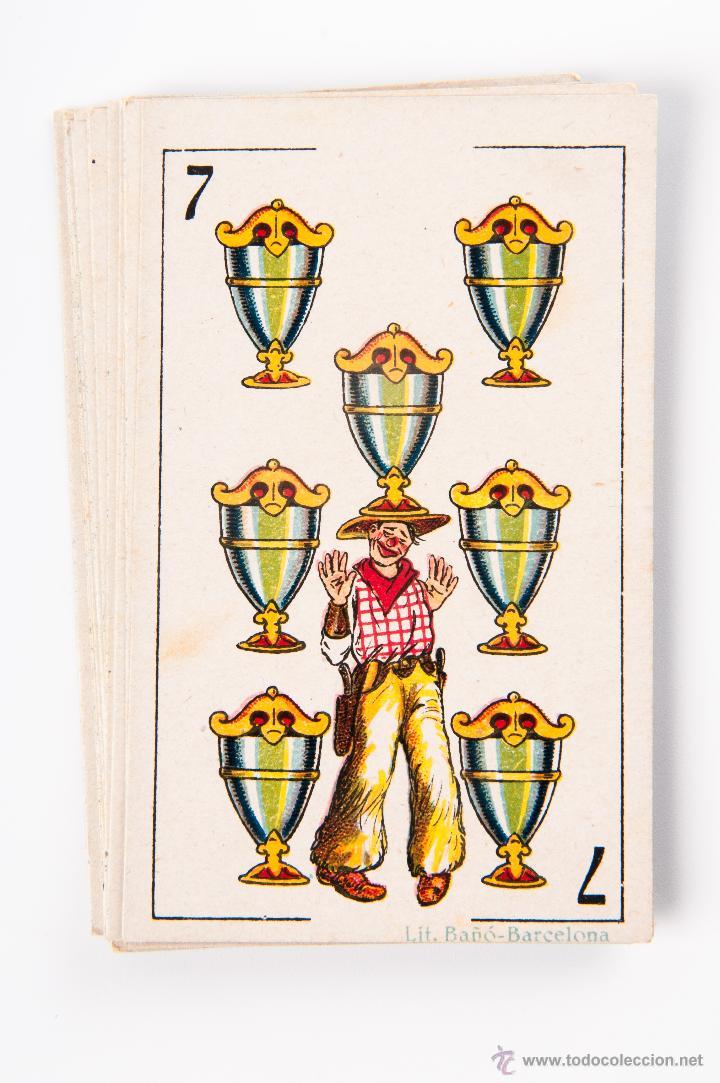Barajas de cartas: BARAJA COMPLETA DE 48 CROMOS, BARAJA DE ESTRELLAS CINEMATOGRAFICAS, DE CHOCOLATE DE EVARISTO JUNCOSA - Foto 5 - 43464711
