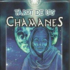 Barajas de cartas: TAROT DE LOS CHAMANES. Lote 43480574