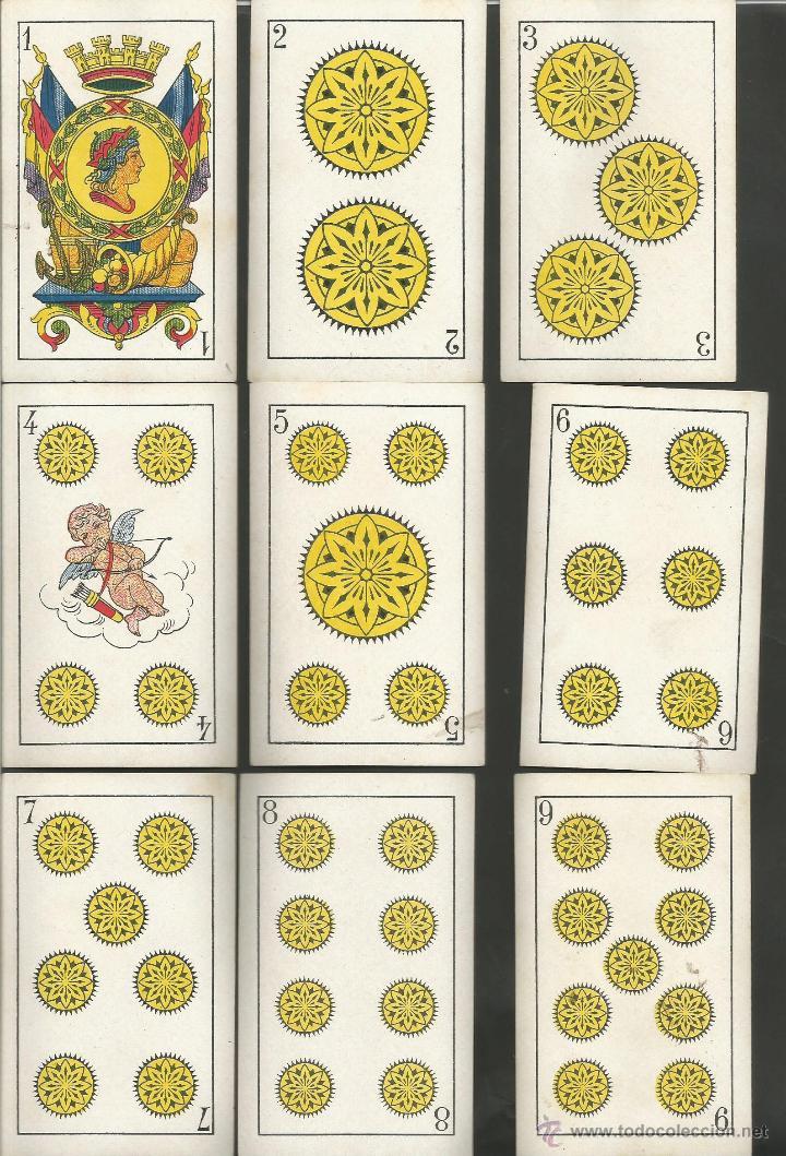 Barajas de cartas: BARAJA CARTAS NAIPES COMAS - LA REPUBLICA - COMPLETA 48 CARTAS - (CR-606) - Foto 2 - 43491268