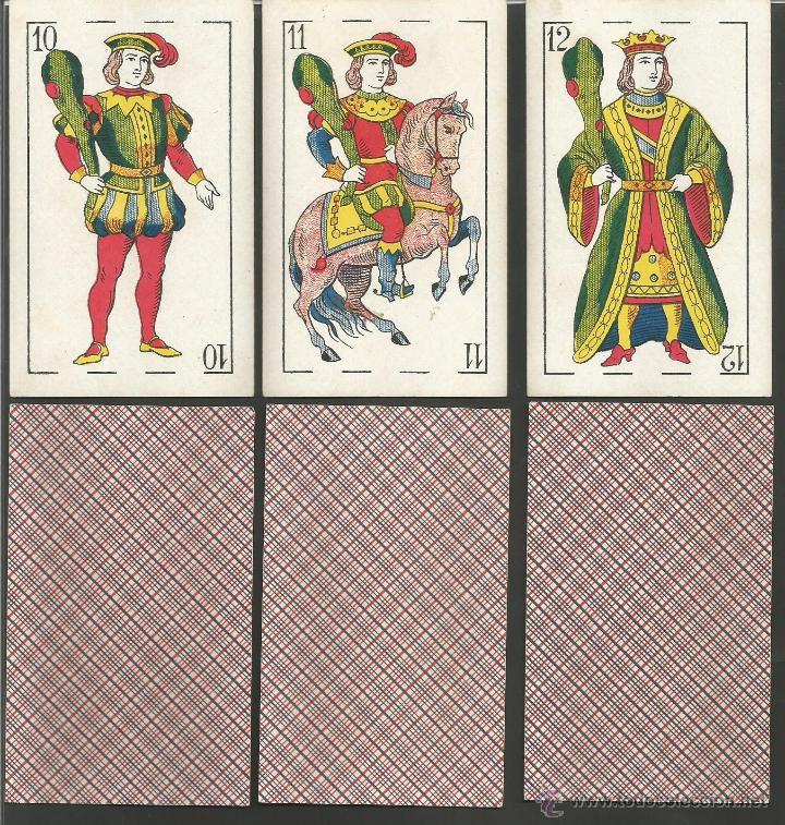 Barajas de cartas: BARAJA CARTAS NAIPES COMAS - LA REPUBLICA - COMPLETA 48 CARTAS - (CR-606) - Foto 7 - 43491268