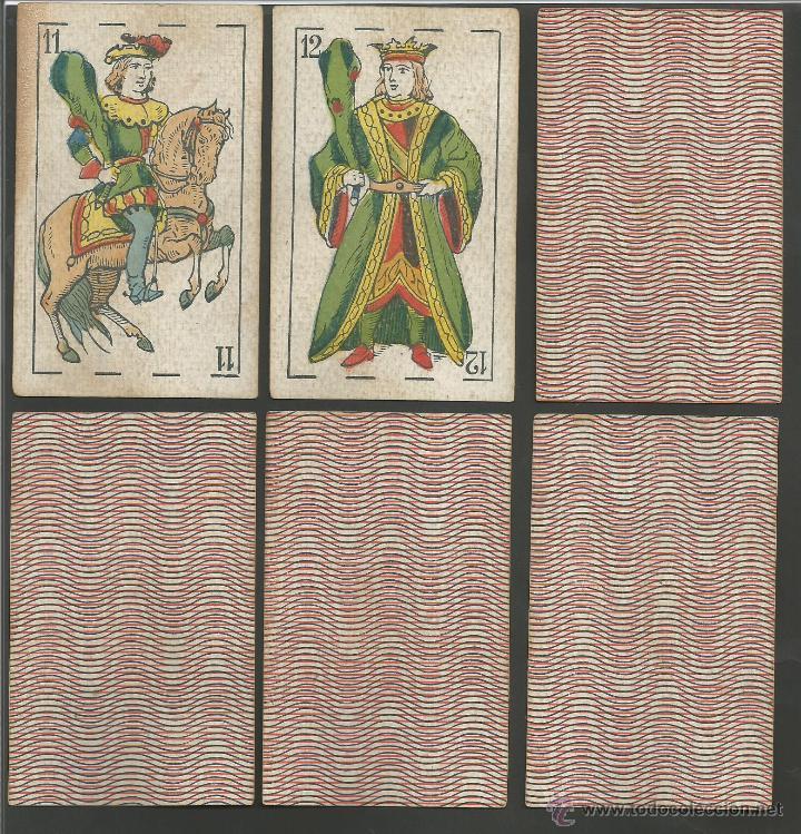 Barajas de cartas: BARAJA WENCESLAO GUARRO - FALTA 1 CARTA 2 DE BASTOS - (CR-607) - Foto 7 - 43491309