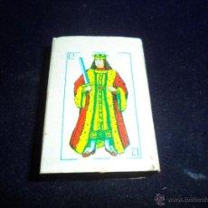 Barajas de cartas: BARAJA DE CARTAS 48 NAIPES AÑOS 80. Lote 43495632