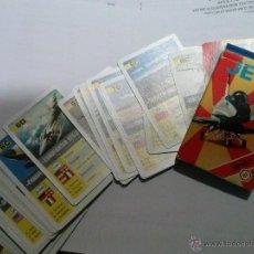 Barajas de cartas: JETS BARAJA DE CARTAS FOURNIER. Lote 43533756