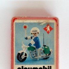 Barajas de cartas: ANTIGUA BARAJA INFANTIL DE CARTAS PLAYMOBIL QUARTETT. CUARTETOS. 1974. ALEMANIA. Lote 43545936