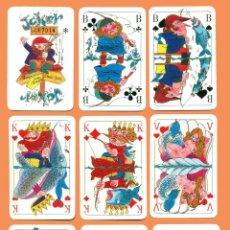 Barajas de cartas: BARAJA DE CARTAS BEET. F.X. SCHMID, PRIEN. NAIPES. PLAYING CARDS. JEUX DE CARTES. SPIELKARTEN. Lote 43675663