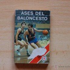 Barajas de cartas: BARAJA ASES DEL BALONCESTO. . Lote 142848018
