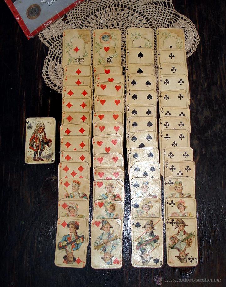 Barajas de cartas: ANTIGUAS RARAS BARAJAS ALEMANAS 2 MAZOS Piatnik & Söhne Kartenstempel 4000 Kronen CIRCA 1920 - Foto 4 - 43838521