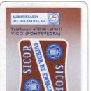 Barajas de cartas: BARAJA ESPAÑOLA PUBLICITARIA AGROPECUARIA DEL ATLANTICO-FOURNIER. Lote 43912678