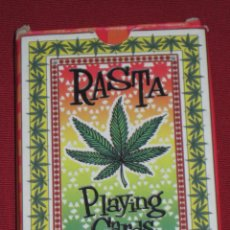 Barajas de cartas: BARAJA CON 54 CARTAS - RASTA - PLAYING CARDS. Lote 43937043